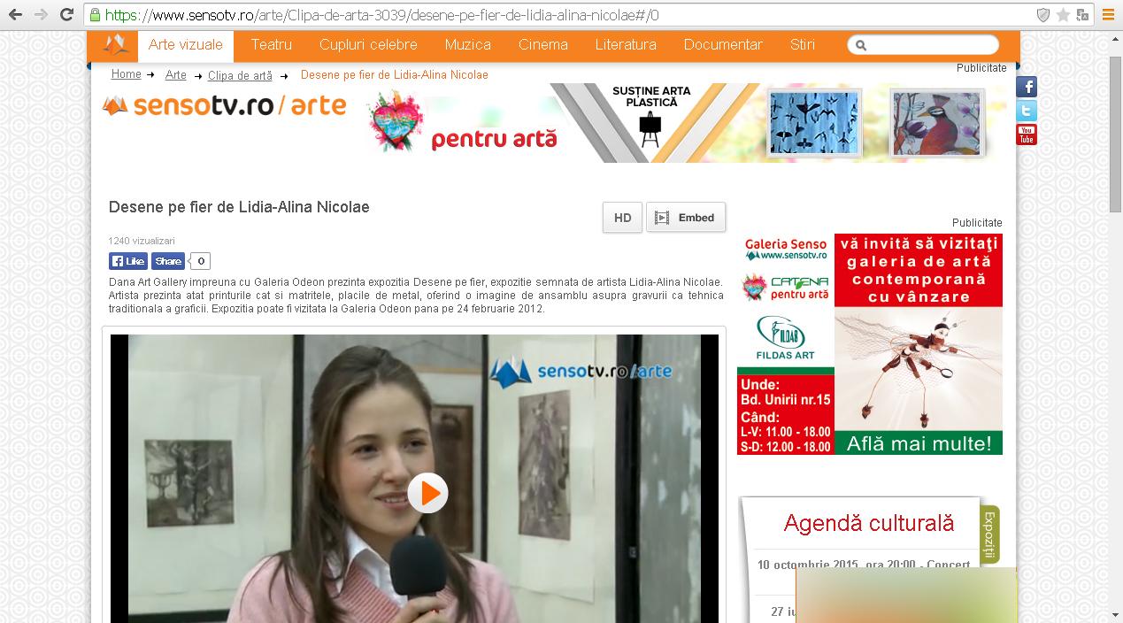 senso tv 2012